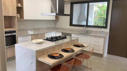 Casa À Venda, 500 M² Por R$ 4.800.000,00 - Condomínio Residencial Lago Azul - Araçoiaba Da Serra/sp - Ca2236
