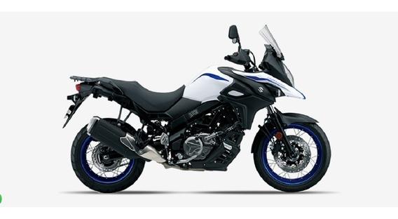 Suzuki Vstrom 650xt 2020 Semi-nova