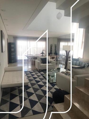 Imagem 1 de 12 de Casa À Venda, 3 Quartos, 3 Suítes, 4 Vagas, Jardim Residencial Giverny - Sorocaba/sp - 6117