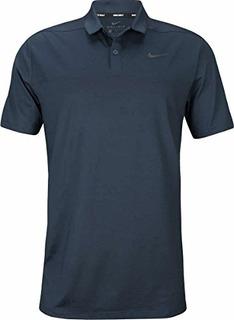 Nike Dri Fit Color Block Golf Polo 2018 Colegio Azul Marino