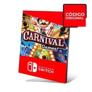 Carnival Games - Nintendo Switch Digital