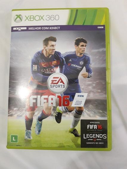Fifa 16 Xbox 360 Original (usado)