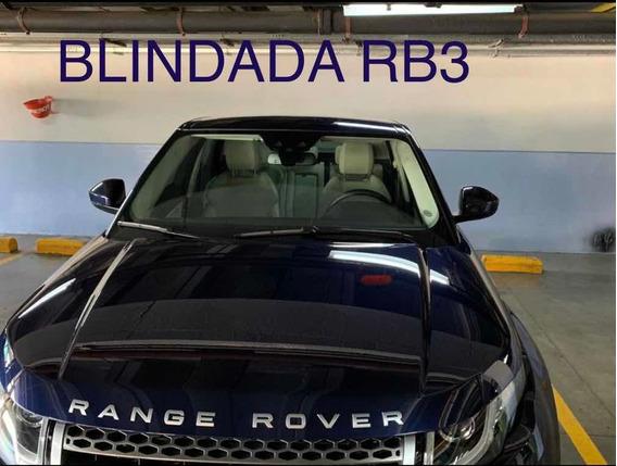 Land Rover Evoque 2.0 Hse 240cv Blindada Rb3