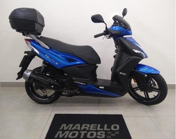 Honda Pcx - Scooter Kymco Agility 200c 2019/2020 Azul (a)