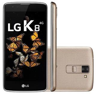 LG K8 16gb Novo Na Caixa