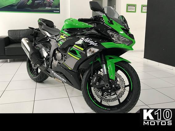 Kawasaki Ninja Zx-6r 636