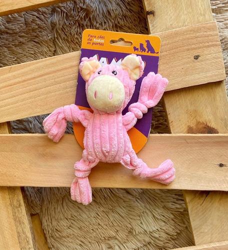 Brinquedo Cachorro Pet Mordedor Pelúcia Mini Knot - Jambo