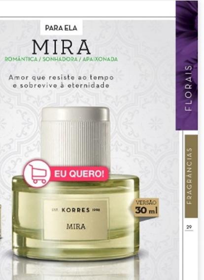 Perfume Feminino Korres Mira 30ml - Avon
