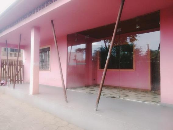 Casa Localizada No Centro De Morretes- Com Projeto Para Construção De 4 Sobrados - Ca0075