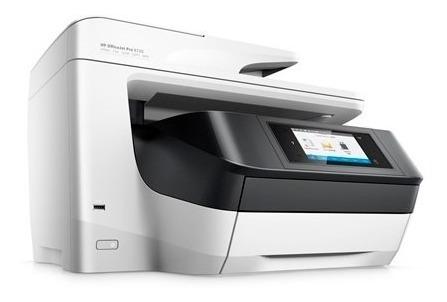 Multifuncional Hp Officejet Pro 8720 Wifi Fax Scaner Bivolt