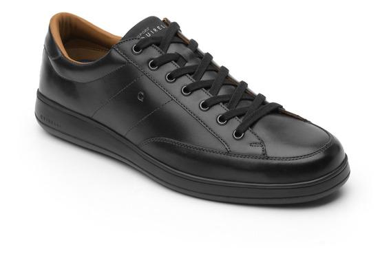 Sneaker Casual Quirelli 89403 Negro