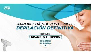 Combo Depilacion Sesion Piernas Completas ( Muslos + Piernas