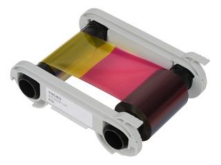 Ribbon Color Impresora Evolis Zenius/primacy X 200 Imagenes