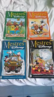 Hq Mestres Da Disney. Números 2 Ao 6. Bem Conservados. 2005