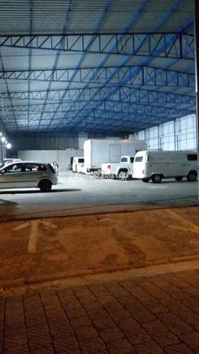 Imagem 1 de 5 de Aluguel Galpão Acima 1000 M2 Vila Galvão Guarulhos R$ 13.000,00 - 34735a