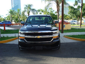 Chevrolet Silverado 5.4 2500 Cab Reg Ls 4x4 At 20150 Negra