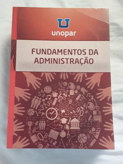 Livro Fundamentos Da Administração - Denise Dias Santana