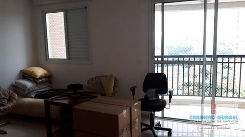 Apartamento Com 3 Dormitórios À Venda, 68 M² Por R$ 730.000,00 - Vila Mariana - São Paulo/sp - Ap2417