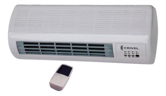 Calefactor Pared Split Cvp-15 2000w Crivel