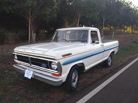 Ford F100 V8 Motor 292