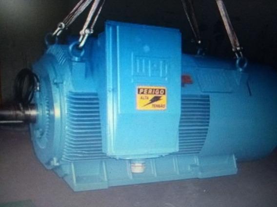 Motor Eletrico Weg 600 Cv 1.180 Rpm