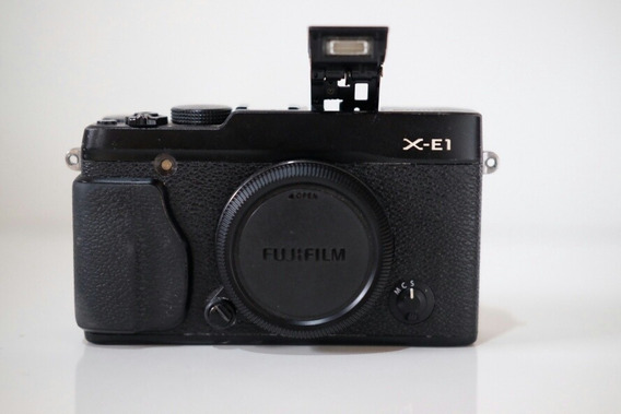 Câmera Fuji Xe-1
