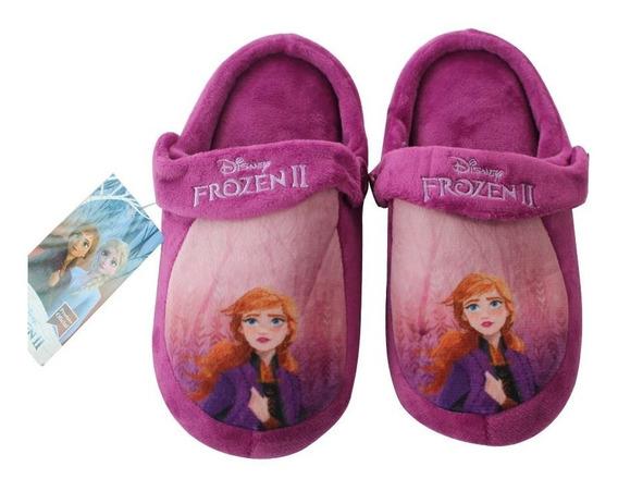 Pantufa Infantil Frozen Princesa Ana
