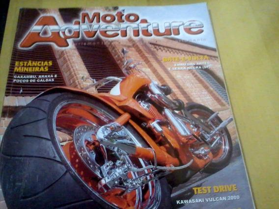 Revista Moto Adventure Nº57 Ago05 Kawasaki Vulcan 2000