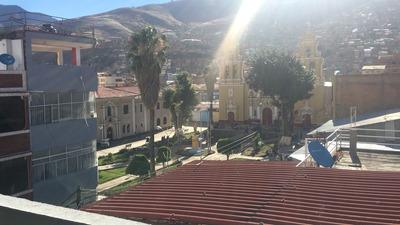 Casa De 3 Pisos En Damaso Beraun 529 A Lado De Seda Huanuco