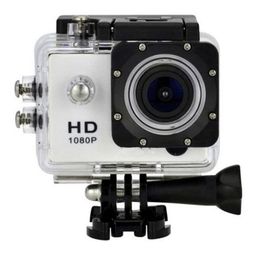 Sports Cam Full Hd 1080p Cámara Deportiva Acuática Go Pro