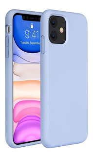 Silicone Case Original Para iPhone 11, 11 Pro, 11 Pro Max
