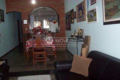 Casa Em Santos Bairro Vila Belmiro - V1566