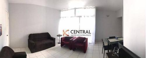 Imagem 1 de 6 de Apartamento Com 3 Dormitórios À Venda, 130 M² Por R$ 260.000,00 - Pituba - Salvador/ba - Ap2550
