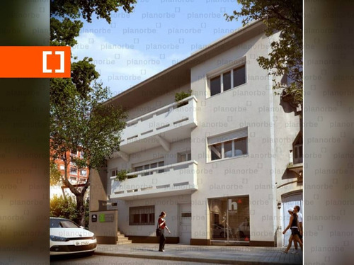 Venta De Apartamento Obra Construcción 1 Dormitorio En Palermo, Frugoni Plaza Unidad 105