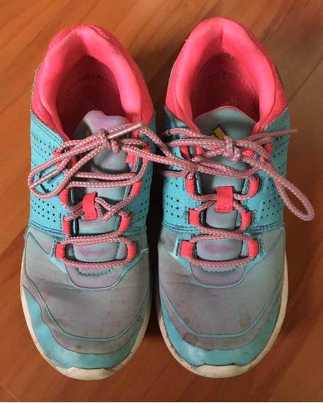 Zapatillas Nena adidas Usadas Talle 12,5 32 Aprox.
