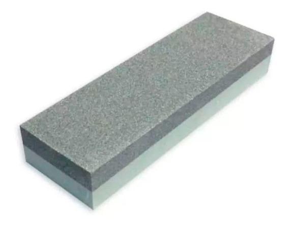 Piedra De Afilar Doble Cara Anzuelos Cuchillos Tijeras