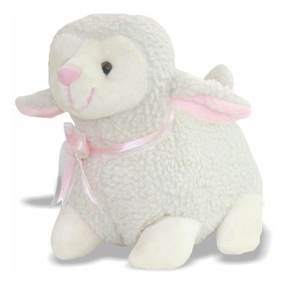 Pelúcia Ovelhinha Feminina - Animais Fazenda - Soft Toys