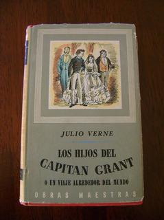 Julio Verne / Los Hijos Del Capitán Grant