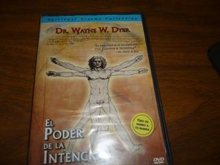 Pelicula Dvd W.dyer Inspiracion E Intencion