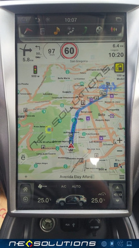 Imagen 1 de 4 de Mapa Vial Ecuador 2021 Gps Auto Radio Windows Ce Android Igo
