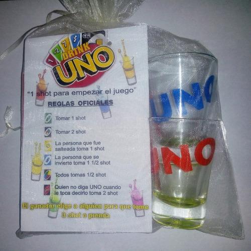Juego De Cartas Uno Drink Mercado Libre