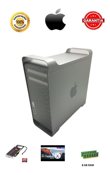 Mac Pro A1289 - 2 Xeon Quad Core 2,66ghz, 8gb Ddr3, Hd 1 Tb