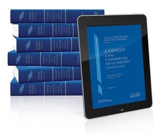 Código Civil Y Comercial Comentado - Rivera
