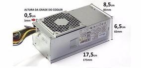 Fonte Slim Atx 300 W Delta Dell Hp Itautec Compaq Lenovo