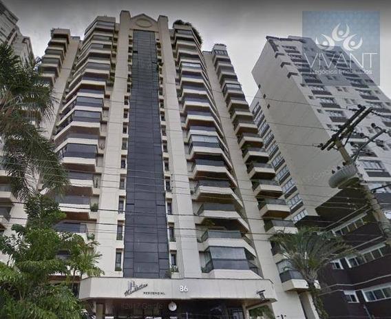Apartamento À Venda, Alto Padrão - Vila Oliveira, Mogi Das Cruzes. - Ap0046