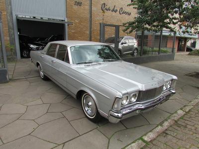 Landau 1976, Série Prata, Com Apenas 22 Mil Km Originais