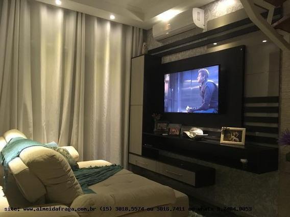 Casa Em Condomínio Para Venda Em Sorocaba, Alto Boa Vista, 3 Dormitórios, 1 Suíte, 2 Banheiros, 2 Vagas - 1404_1-762533