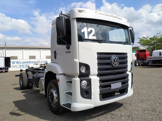 Volkswagen 17320 2011 2012 Toco Chassi - Sb Veiculos