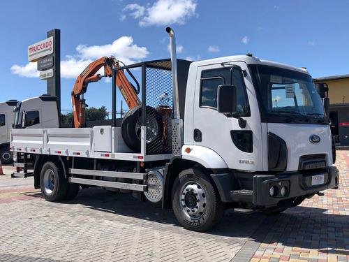 Cargo 1723 4x2 Munck 7.5 E Carroceria De Aferição=madal,pkk