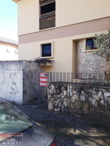 Imagem 1 de 15 de Sobrado Amplo,  De Esquina ! 03 Dormitórios ( 01 Suíte ) 03 Vagas - St12046